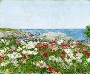 Childe Hassam's Island of Shoals