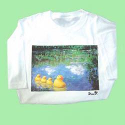 Monet Rubber Ducky T-Shirt