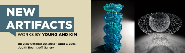 New Artifacts: Works by Brent Kee Young and Sungsoo Kim