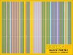 Gene Davis Block puzzle