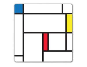 Piet Mondrian Dry Erase Board