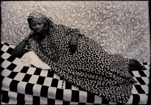 Seydou Keïta's untitled portrait (around 1957–1960, printed later)