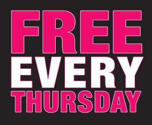 Free Thursdays