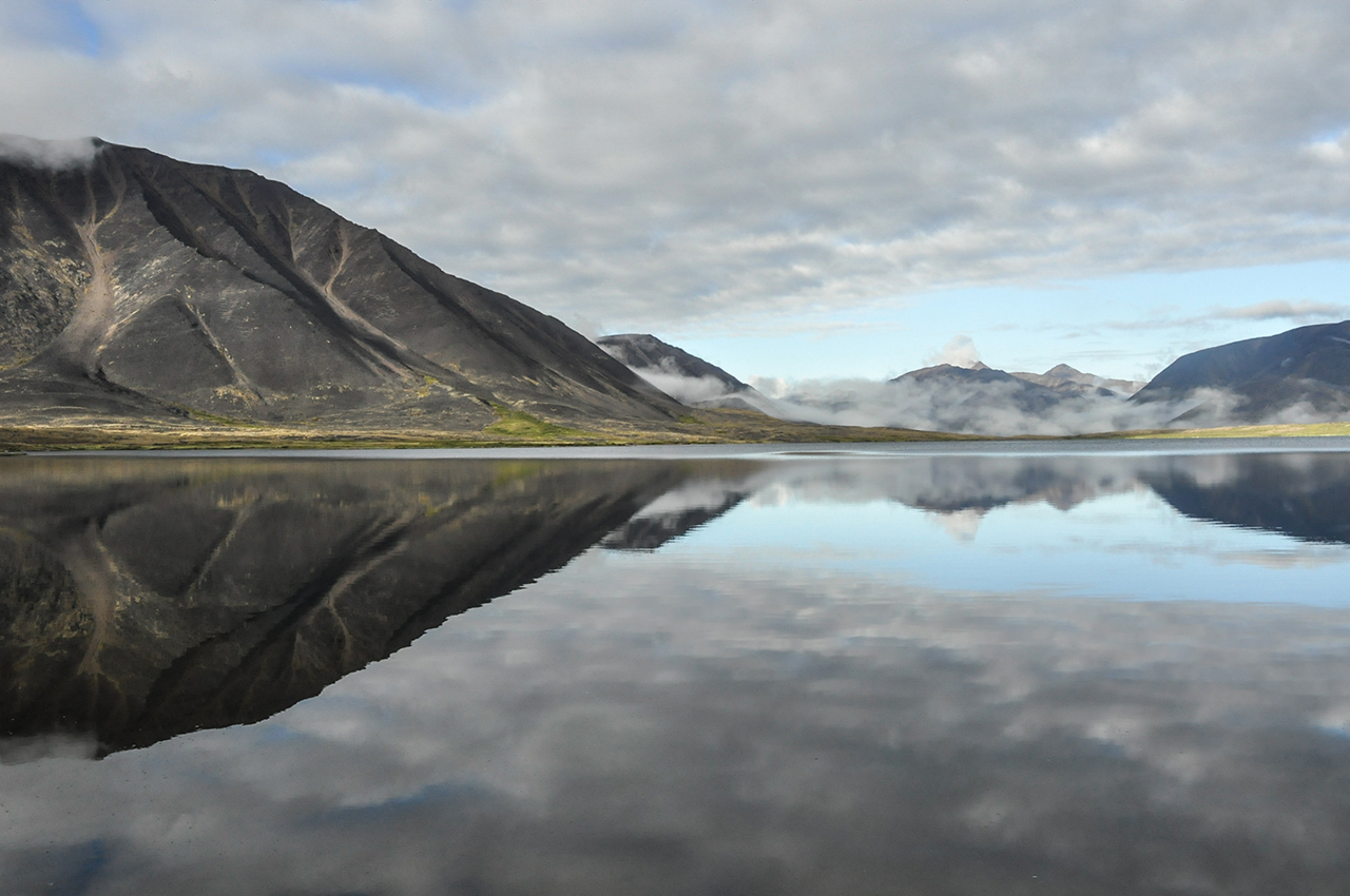 Gates of the Arctic National Park, photo by Sue Klein
